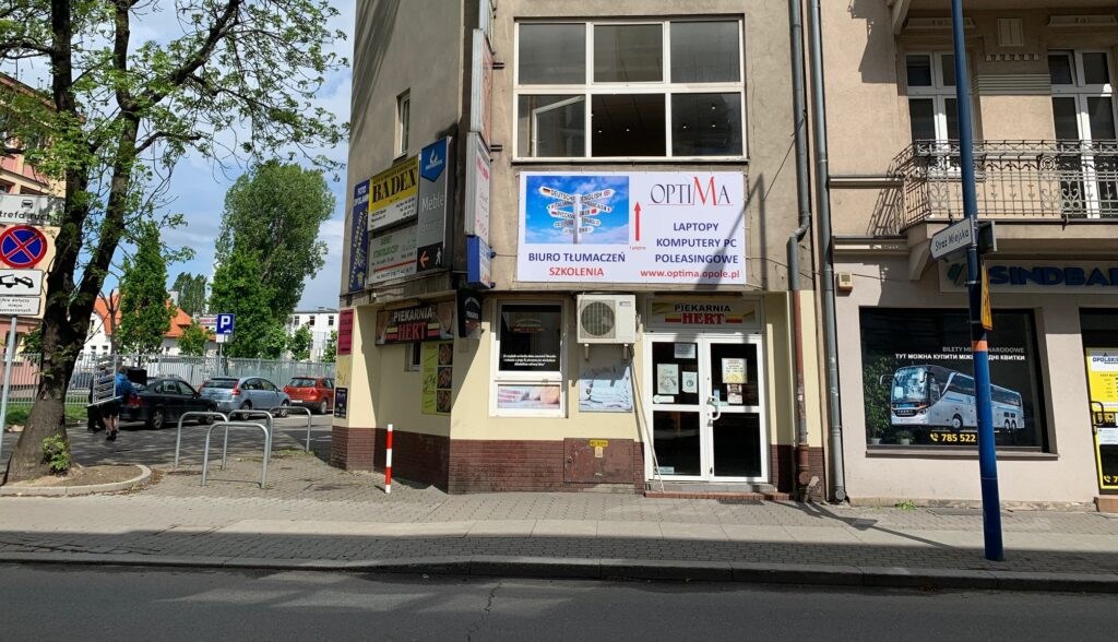 Optima Reymonta 45 - Opole